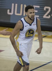 Warriors defeat Trail Blazers in Game 1 of Conference Finals