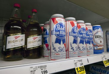 Beer For Sale at Colorado Grocery Storet