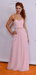 Anna Trebunskaya attends the 20th annual Race to Erase MS gala in Los Angeles