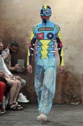 Walter Van Beirendonck Fashion in Paris