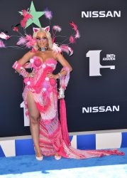 Doja Cat attends the 19th annual BET Awards in Los Angeles