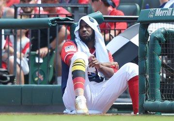 St. Louis Cardinals Dexter Fowler