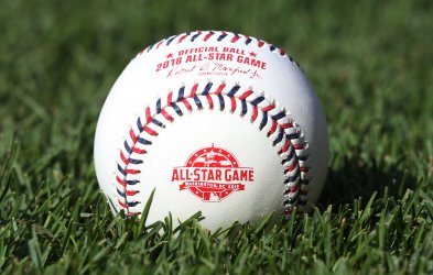 2018 All Star baseball released