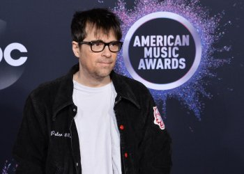 Rivers Cuomo attends American Music Awards in LA