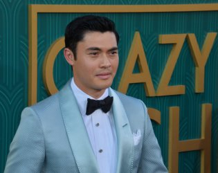 """Henry Golding attends the """"Crazy Rich Asians"""" premiere in Los Angeles"""