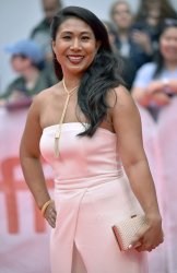 Michelle Wong attends 'Abominable' premiere at Toronto Film Festival