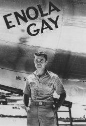 Paul Tibbets, Pilot of the Enola Gay