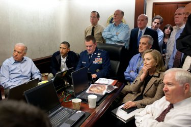 Obama Receives Update on Mission Against Osama bin Laden