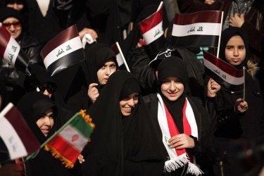 Iraqi Prime Minister Nouri al-Maliki visits Iran