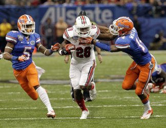79th Annual Allstate Sugar Bowl Florida Gators vs Louisville Cardinals in New Orleans