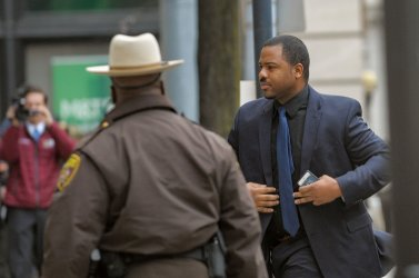 Jury Deliberates on Fate of Police Officer in Baltimore