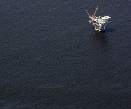 Gulf of Mexico auction draws $100 million in bids