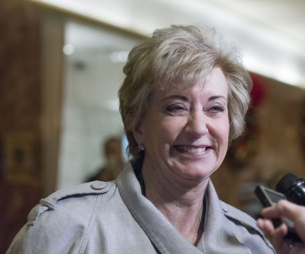 Trump taps WWE co-founder Linda McMahon to lead Small Business Administration