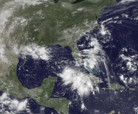 Tropical storm warning issued for North Carolina