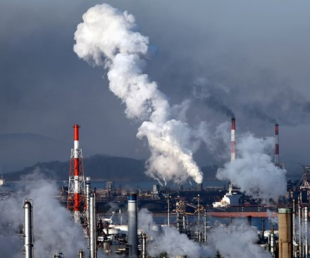 Study: Pollution, weather linked to post-heart attack health