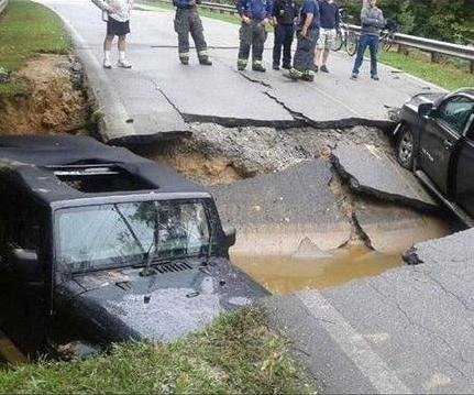 At least 17 dead in Carolinas, more flooding expected