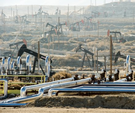 California shale reserve estimate low