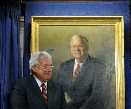 Hastert 'misconduct' involves sexual abuse of at least 2 students, reports say