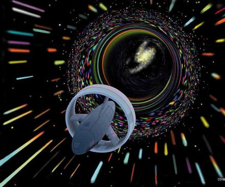 Astrophysicist says wormholes of 'Interstellar' unlikely to exist