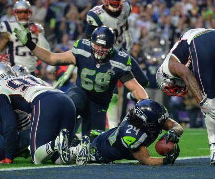 PHOTOS: Super Bowl XLIX