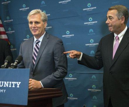 Boehner delays House vote for new speaker