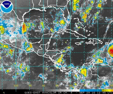 Tropical Storm Matthew could bring life-threatening conditions to Caribbean islands