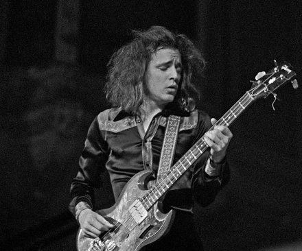 Cream bassist Jack Bruce dies at age 71