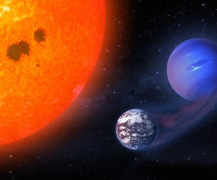 Study: Cosmic forces can transform mini-Neptunes into Earth-like exoplanets