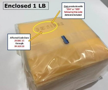 Kraft Heinz recalls packages of cheese slices over choking hazard