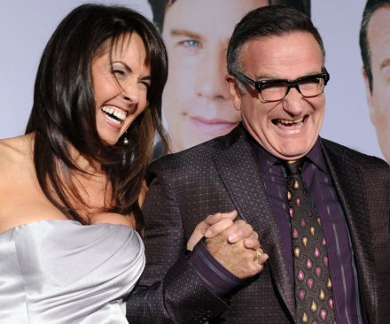 Robin Williams' ashes reportedly scattered over San Francisco Bay
