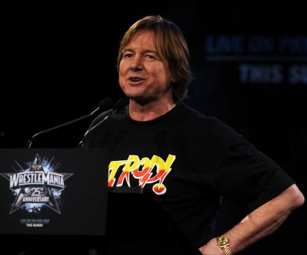 Wrestling legend 'Rowdy' Roddy Piper dies at 61