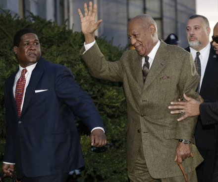 Judge to allow 2005 deposition in Cosby criminal trial