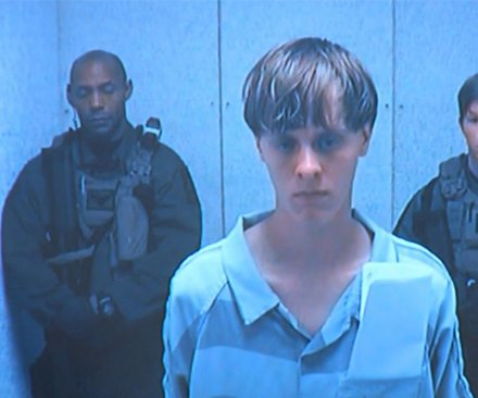 Dylann Roof wrote racist manifesto in jail after Charleston church shooting