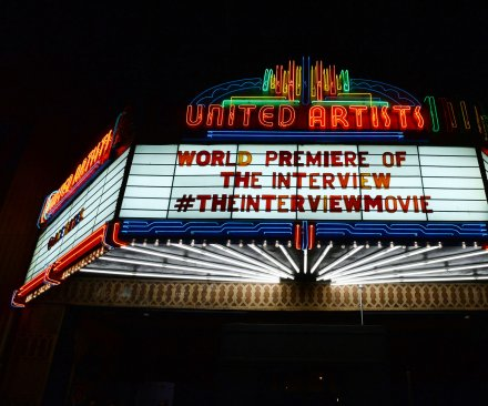 U.S. congressman invites Sony to screen 'The Interview' at the Capitol
