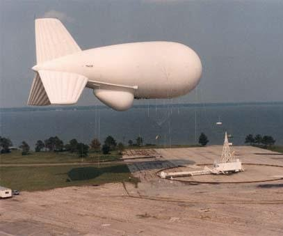 Army deploying blimps to help protect Washington, D.C.