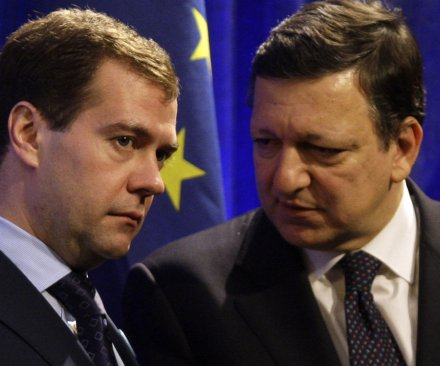 EU declares relief with Ukrainian gas agreement