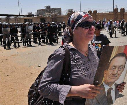 Mubarak sentenced