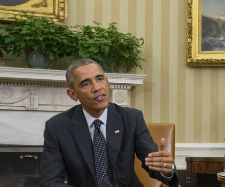 Obama 'cautiously optimistic' there will be no Ebola outbreak in America