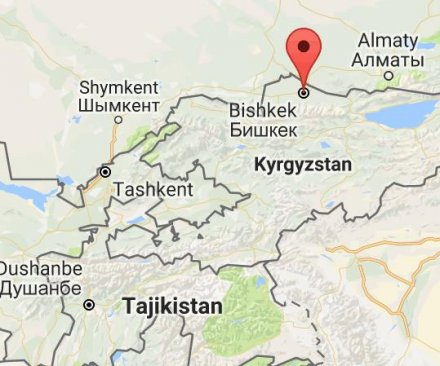 3 killed in Chinese embassy bombing in Kyrgyzstan