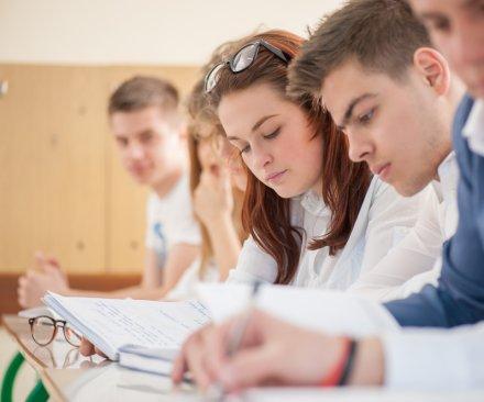 U.S. teens not making the grade in worldwide math test