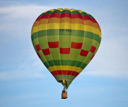 16 dead in Texas hot air balloon crash
