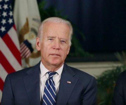 Joe Biden calls for vote on Supreme Court nominee Merrick Garland