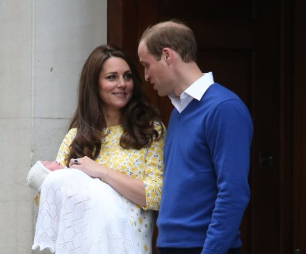 It's a girl for Prince William and wife Kate Middleton