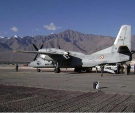 Search for missing Indian air force plane leads to possible debris, defense chief says