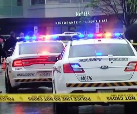 Police: 2 dead, 2 wounded in suburban D.C. shootings; person of interest sought