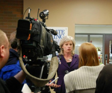 Mary Burke defends against plagiarism accusations