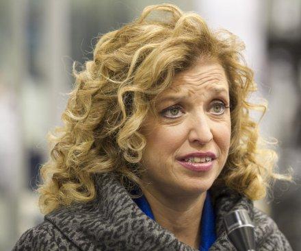 Democratic Party leader Debbie Wasserman Schultz stripped of convention role