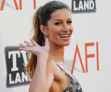 Gisele Bundchen, Adriana Lima, Kate Upton named Forbes' best paid models