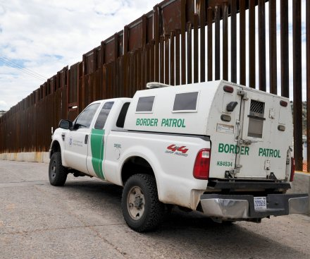 Officials: Sharp drop in illegal border crossings