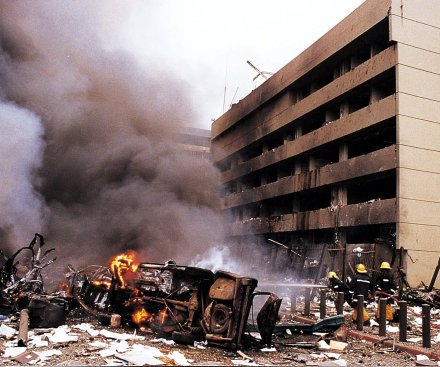 Suspect in 1998 embassy bombings pleads guilty